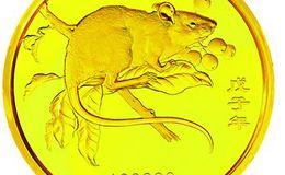 2008年生肖鼠公斤金银币的投资价值