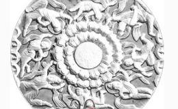 石窟艺术金银币展现气势恢宏的佛教文化