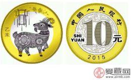 二轮羊年纪念币介绍