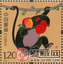 丙申年特种邮票升值原因多