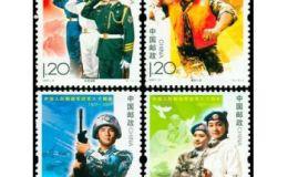 2007-21中国人民解放军建军八十周年大版票介绍