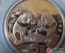 分析熊猫纪念币发行背景