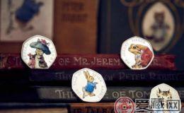 收藏无国界:英国彼得兔纪念金银币发售