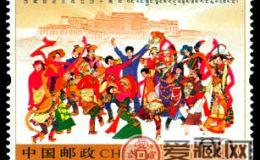 浅谈2005-27西藏自治区成立四十周年大版票