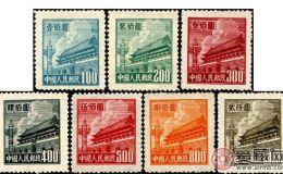 普3 天安门图案(第三版)普通邮票尤为神秘