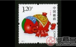 探寻猪邮票背后的收藏点