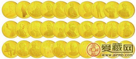 毛泽东纪念币当之无愧的瑰宝金币