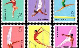浅析T1体操运动邮票发行背景