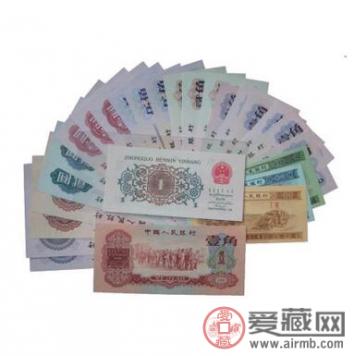 第三套人民币珍藏版简介