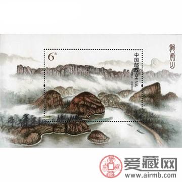 2013-16&nbsp;龙虎山<a href='http://www.airmb.com/youpiao/xxz/' target='_blank'><u>小型张邮票</u></a>