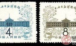 邮票上的博物馆图案