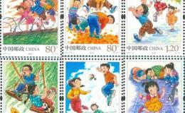 5月31日发行《儿童游戏》特种邮票