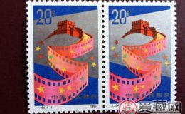 T154 中国电影邮票