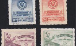 紀2 中國人民政治協商會議紀念(再版票)跟原版票有什么不一樣