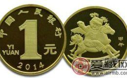1元流通纪念币你了解多少