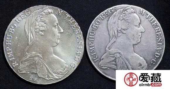 奥匈帝国银币杂谈