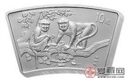 2004年中国甲申猴年生肖纪念币价格
