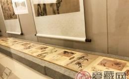 老版《郑板桥丝绸邮票画册》亮相扬州 喜欢的去看看