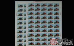 文16 钢琴伴唱《红灯记》整版邮票价格