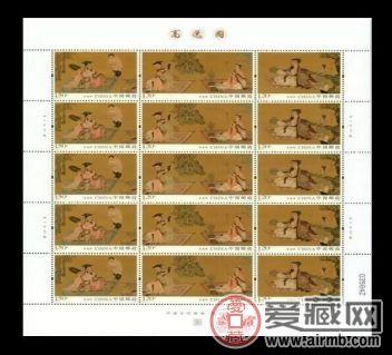 2016-5 高逸图 大版邮票