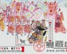 《中国戏曲——霸王别姬》邮票介绍