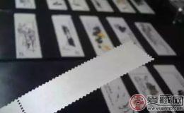二胶邮票该如何辨别