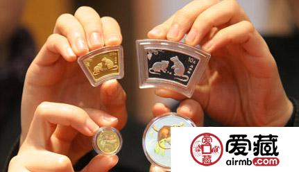 2008年中国戊子鼠年金银纪念币收藏注意事项