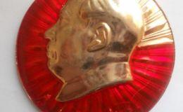 毛主席纪念章收藏价值高