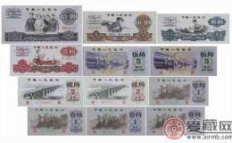 第3套人民币图片及价格
