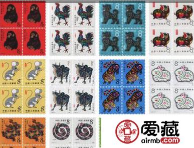 生肖邮票最新行情