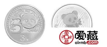 2012年卡通熊猫银币介绍