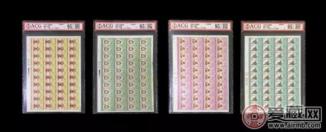 【獨家精品】著名郵票設計師鄒建軍親筆簽名郵票展示!