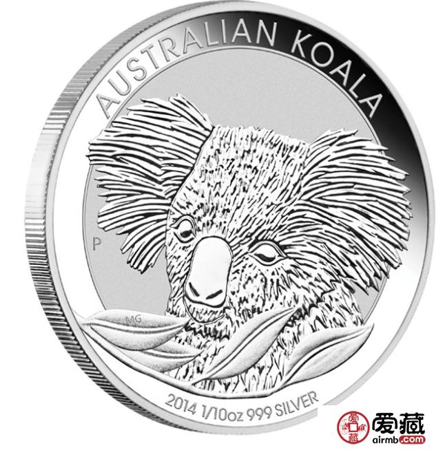 澳大利亚考拉银币