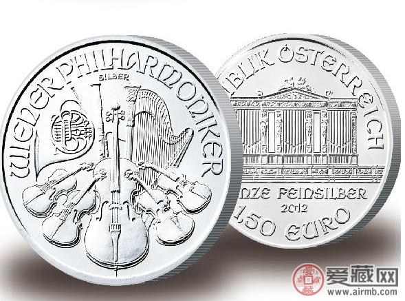 维也纳音乐银币