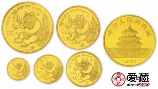 熊猫金币价格分析