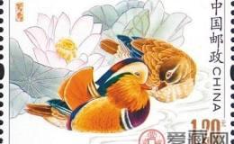"""七夕谈谈关于""""爱情鸟""""邮票"""