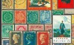 世界珍貴郵票值得收藏