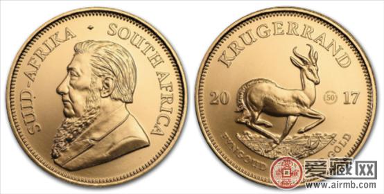 南非克鲁格金币