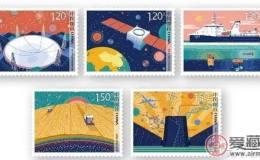 中國天眼登上《科技創新》紀念郵票