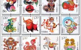 【第三轮生肖邮票】2017年10月回收价格表