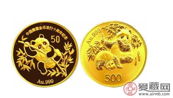 中国熊猫金币也有假?如何鉴定?