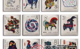 十二生肖邮票的来源
