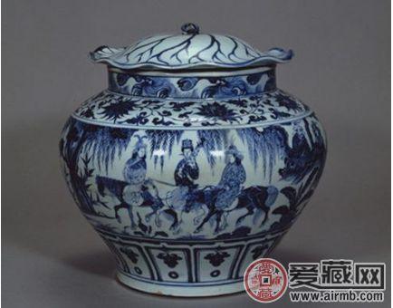 元代瓷器的收藏價值