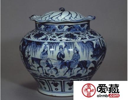 元代瓷器的收藏价值