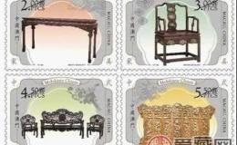 《中式家具》邮票发行预告