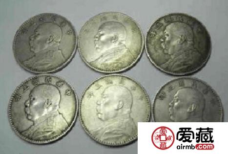 银元收藏市场分析