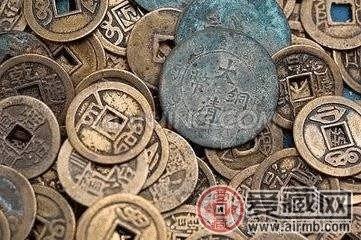 民国古钱币造假奇事