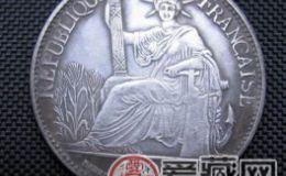 外国硬币与中国古钱币相比有何特色