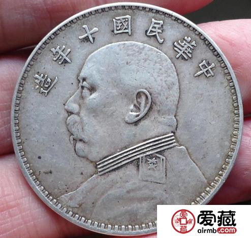 民国时期的银元袁大头有什么特点呢?
