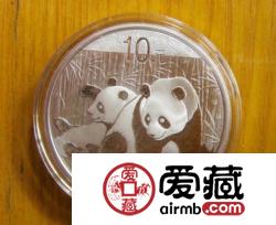 熊猫银币有何吸引人的地方